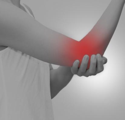 外傷による橈骨神経麻痺